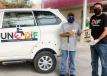 Reciben usuarios de UNEDIF Coahuila subsidio para su desplazamiento