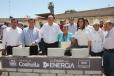 Conmemora con obras Gobierno de Coahuila natalicio de Juárez