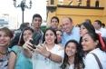 Cumple Rubén Moreira compromiso con Instituto de Enseñanza Abierta de UA de C