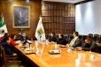 Preside MARS reunión del Consejo Estatal de Seguridad