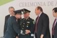 Reconoce Rubén Moreira Valdez trabajo del Ejército Mexicano