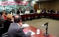 Encabeza Rubén Moreira Valdez reunión de la CEPPEMS