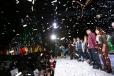 Inaugura Gobernador Rubén Moreira pino navideño en Torreón