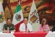 Analiza Gobernador Rubén Moreira Valdez avances en seguridad