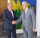 Se reúne Rubén Moreira con Embajador de Cuba en México