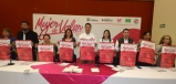 "El Director General del DIF Coahuila, Jaime Bueno Zertuche, anunció que se encuentra abierta la convocatoria de la Presea ""Mujer de Valor 2016""."